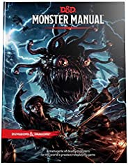 Dungeons & Dragons Monster Manual (Core Rulebook, D&D Roleplayi