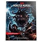 Dungeons & Dragons Monster Manual (Core Rulebook, D&D Roleplaying Game): more info