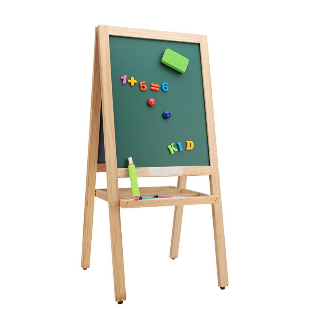 子供のドローイングボード木製イーゼルセット両面磁気スモールブラックボードブラケットタイプ家庭用ライティングボード (色 S : S s) S s : S B07FJYQHMZ, たにがわ薬局:82d404f5 --- ijpba.info