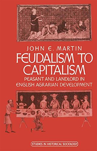 Feudalism to Capitalism: Peasant and Landlord in English Agrarian Development (Studies in Historical Sociology)