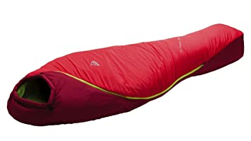 Mckinley Sacos de dormir Kodiak Ultra Light 900 Blk/Red Uni