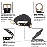 WELKFORDER Tongue Buckle Body Belt With