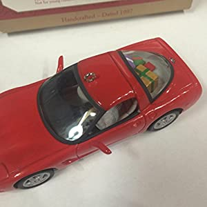 Hallmark Keepsake QXI6455 1997 Corvette