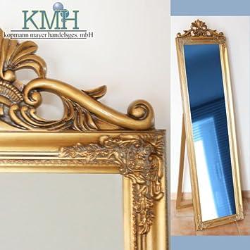 Standspiegel Gold Antik Design 170 X 45 Cm Spiegel Amazon