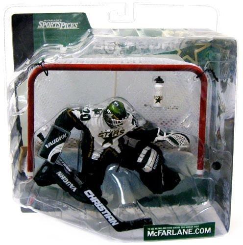 Magazine Ed (McFarlane Toys NHL Sports Picks Series 1 Action Figure Ed Belfour (Dallas)