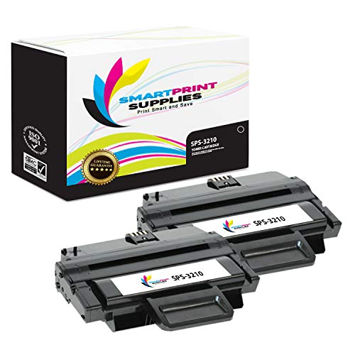 - Smart Print Supplies Compatible 106R01486 Black High Yield Toner Cartridge Replacement for Xerox WorkCentre 3210 3220 Printers (4,100 Pages) - 2 Pack