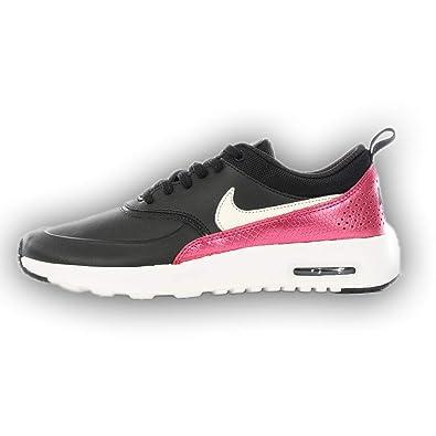 Oficial Suministro Nike Air Max Thea Mujer Zapatillas Salida