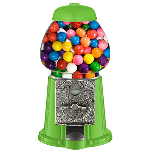 RMK WORLDWIDE TS102-Limegreen9 Candy/Gumball Machine, 9