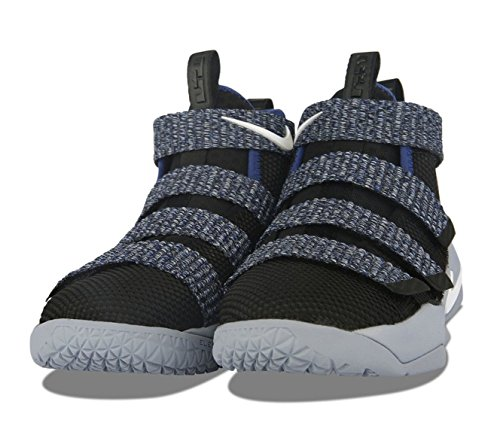 info for 3d708 9c2d2 Nike Lebron Soldier XI 11 Little Kids Youth P.S Glacier Grey/Deep Royal  Blue 918368-005 3 | PrestoMall - Sneakers