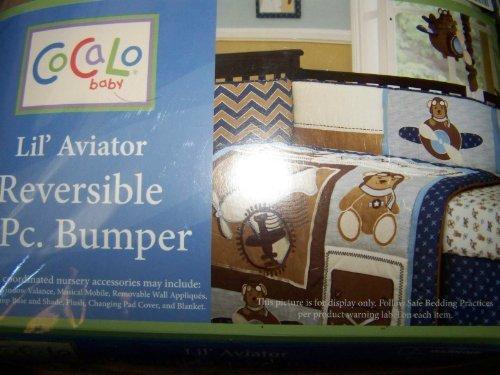lil aviator bumper - 1