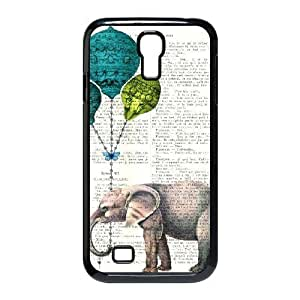 Elephant Use Your Own Image Phone Case for SamSung Galaxy S4 I9500,customized case cover ygtg524558
