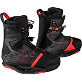 Ronix RXT (Xtra-Tech) Wakeboard Boot Naked Clear/Caff. Red (2018)-6-7