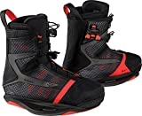 Ronix RXT (Xtra-Tech) Wakeboard Boot Naked Clear/Caff. Red...