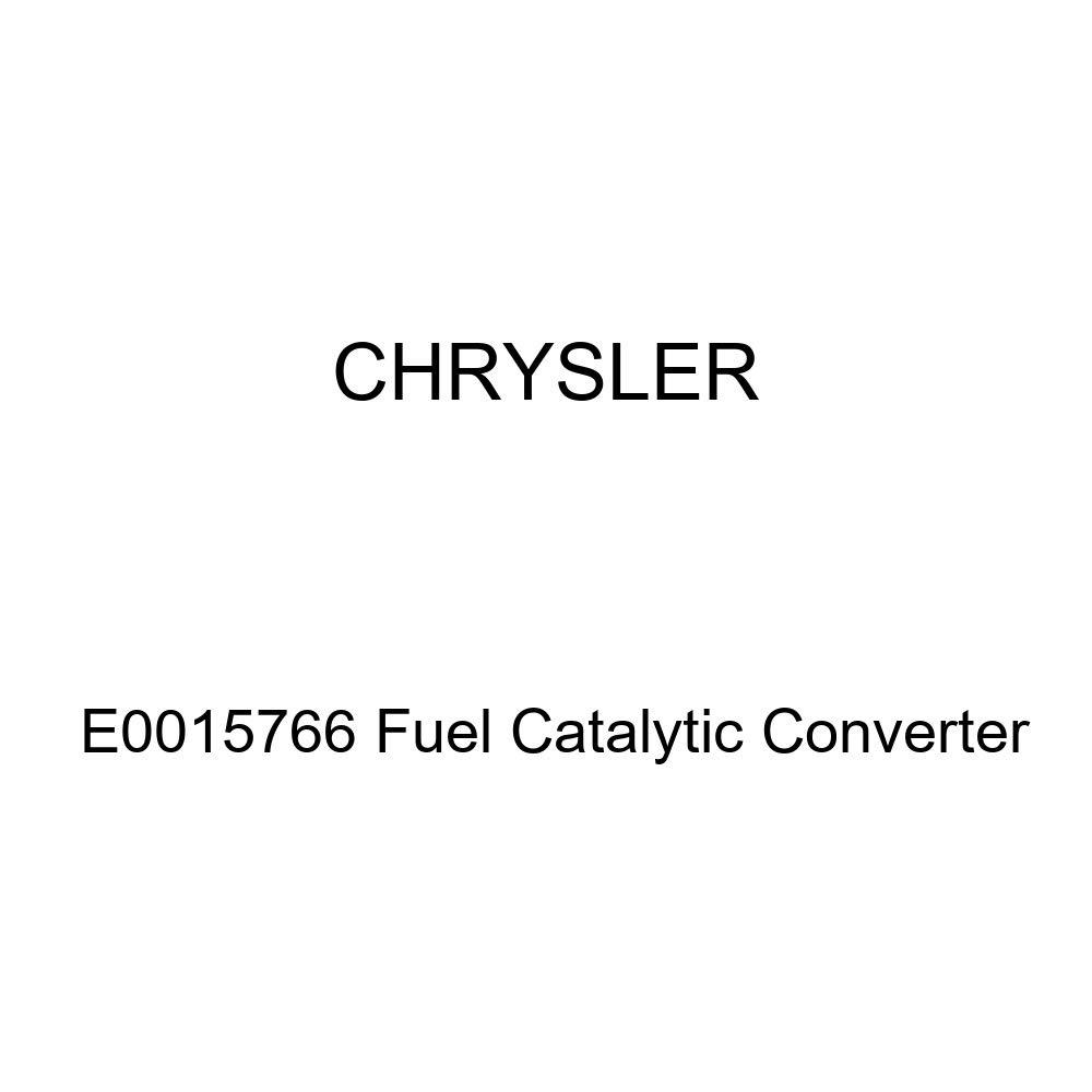 Genuine Chrysler E0015766 Fuel Catalytic Converter