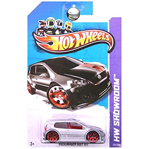 (Hot Wheels 2013, Volkswagen Golf GTI, HW SHOWROOM, #177/250. 1:64 Scale.)