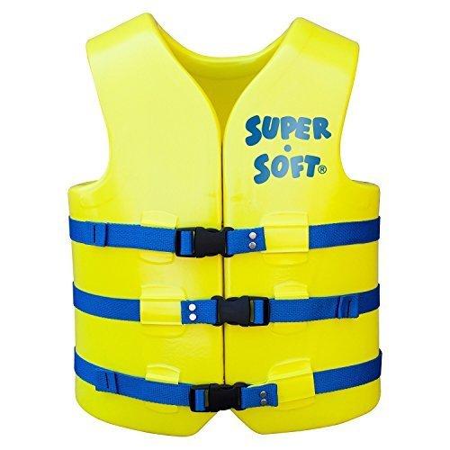 【メール便不可】 TRC Vest, Recreation Adult Super-Soft Large USCG Vest, USCG Yellow, Large B018RR4BIY, aquagarage(アクアガレージ):0e68314c --- a0267596.xsph.ru
