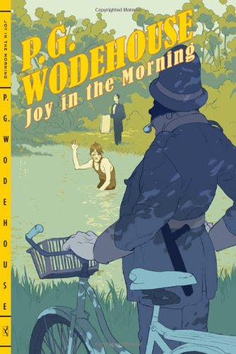 Book cover for Joy in the Morning