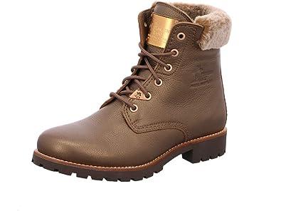 Panama Jack Panama 03 Igloo Boots Metallic  Amazon.co.uk  Shoes   Bags bcfa1620d3c