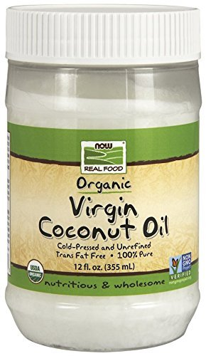 NOW Foods Organic Virgin Coconut product image