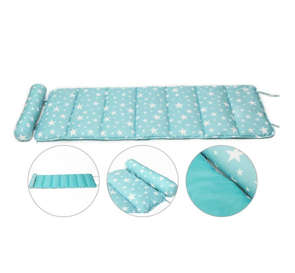 A 180x70 coton extérieur antidérapant épais couchage tapis pour tente bureau camping avec oreiller