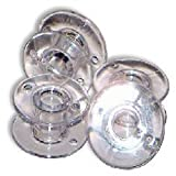 clear bobbins for brother pe770 - Binmer(TM)Hot Selling Style SA156 Sewing Machine Bobbins for Brother - 10 PCS