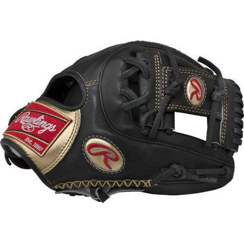 Rawlings Gold Glove Series Rgg314-2B, black, 11.5 Inch