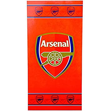 Arsenal Fc Towel Beach Crest