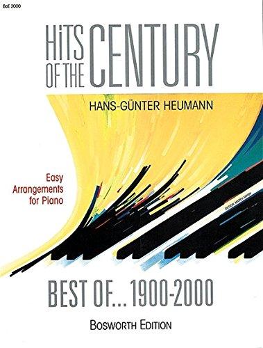 Hits Of The Century  Sammelband Für Klavier