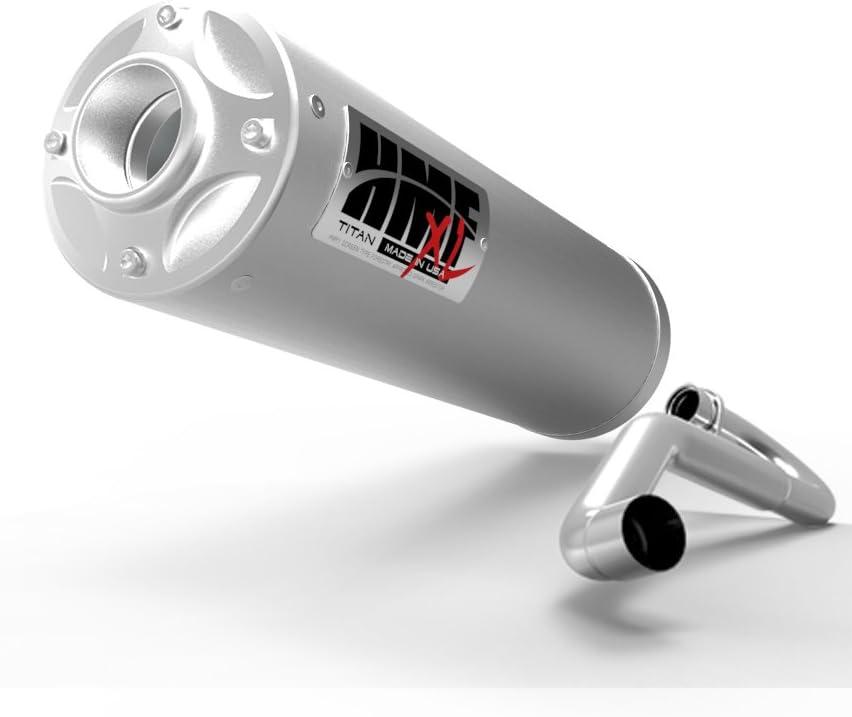 HMF Exhaust Muffler Quiet Core Insert Rzr 800 900 Xp