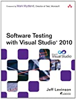 Software Testing with Visual Studio 2010 Front Cover