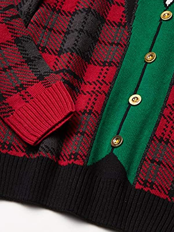 Ugly Christmas Sweater Company męski sweter: Odzież