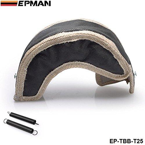 ?H Q Turbo Blanket scudo termico copertura turboladers T25 T28 T3 GT 25 28 30 32 35 S GR EP della TBB-T25 EPMAN
