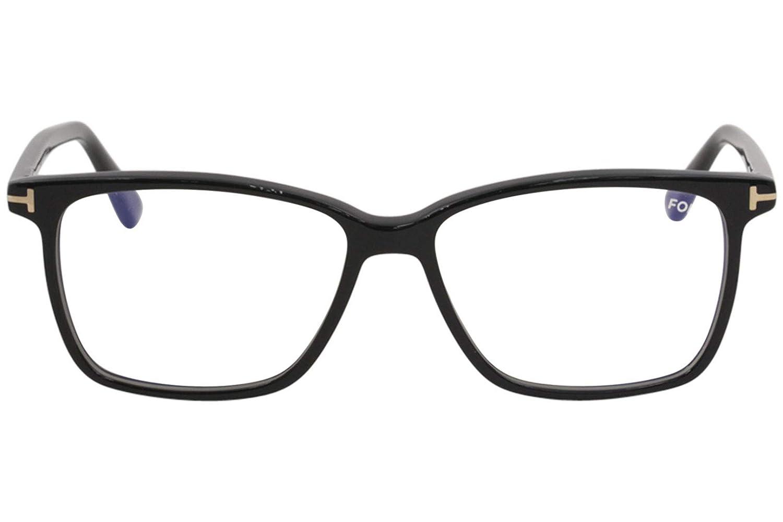 Black Nero Lucido Tom Ford Unisex Adults/' FT5478-B Optical Frames 55.0