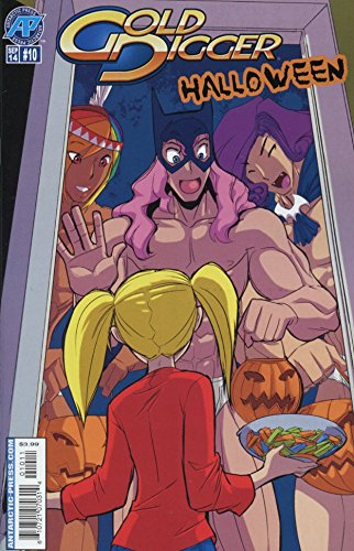 Gold Digger Halloween Special 2014 #10 -