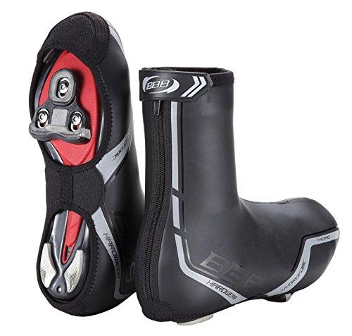 Cubre Zapatillas BBB Hard Wear Negro BWS-04