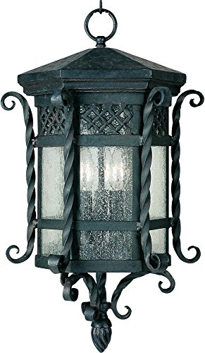 Mediterranean Iron Outdoor Lighting