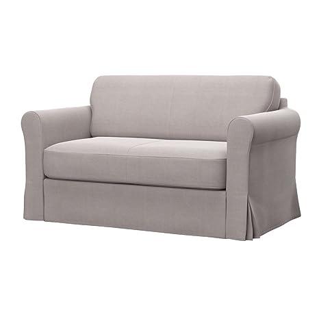 Soferia - IKEA HAGALUND Funda para sofá Cama, Elegance Beige ...
