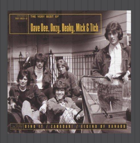 Dave Dee, Dozy, Beaky, Mick & Tich - The Legend Of Dave Dee Dozy Beaky Mick & Tich By Dozy, Beaky, Mick & Tich Dave Dee (1988-06-07) - Zortam Music