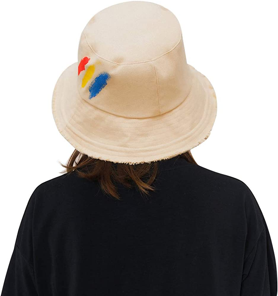 DOCILA Summer Cotton Bucket...