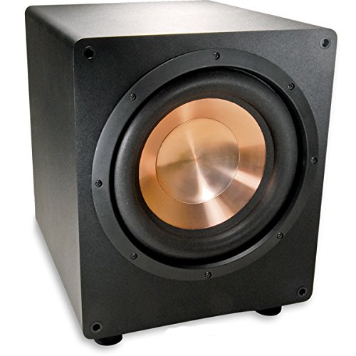 Nxg 12 500w Powered Subwoofer 24hz-200hz Black Pebble Finish
