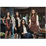 Witches of East End the Beauchamp women together Madchen Amick as Wendy hands on hips 8 x 10 Inch Photo