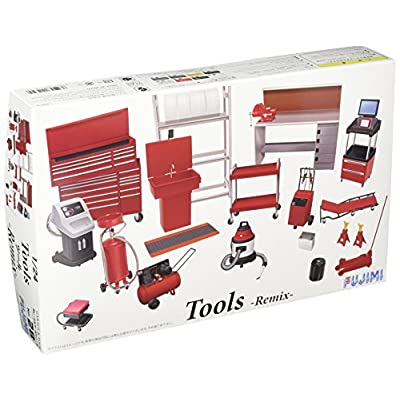 Fujimi 1/24 Garage & Tools Series No.28 tool remix Fujimi: Toys & Games
