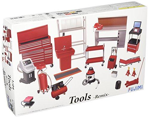 Fujimi 1/24 Garage & Tools Series No.28 tool remix -