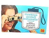 Kodak Hawkeye Pocket Instamatic Film Camera Vintage Original Instruction Manual Book Guide