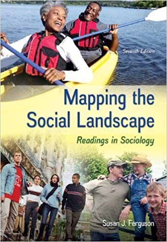 Amazon mapping the social landscape readings in sociology mapping the social landscape readings in sociology 7th edition fandeluxe Images