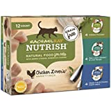 Rachael Ray Nutrish Wet Cat Food, Chicken Lovers Variety Pack, Grain Free, 2.8 Oz. Tub, Pack Of 12