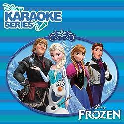 Frozen Series CD