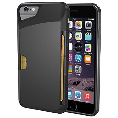 "Vault Slim Wallet/Vault Armor Wallet for iPhone 7 (4.7"") by Silk"