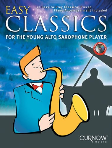 Easy Classics for the Young Alto Sax Player