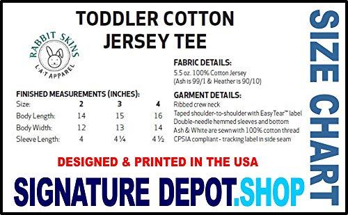 9c4db0c4 Signature Depot Funny Baby T-Shirt Size 2T (Vegan (Food Health) Vegetarian